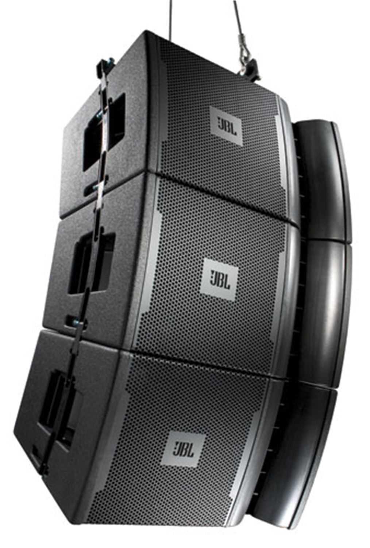 JBL Line Array Speakers